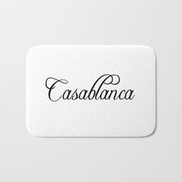Casablanca Bath Mat