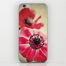 Sweet Anemone II iPhone Skin