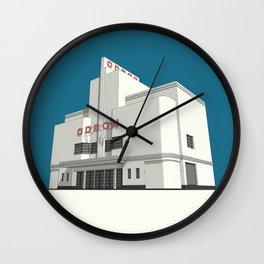 ODEON Balham Wall Clock