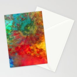 Duality - Vibrant Stationery Cards