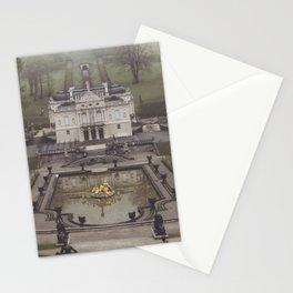 King Ludwig's little loft Stationery Cards