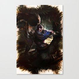League of Legends YASUO Canvas Print