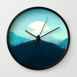 Ironside Wall Clock