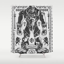Legend of Zelda Ganondorf the Wicked Shower Curtain