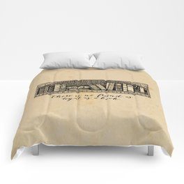Hemingway - No Friend as Loyal as a Book Comforters