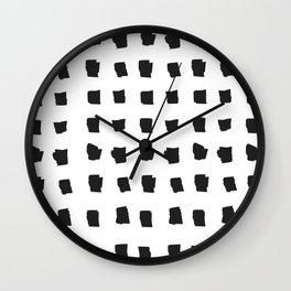 Coit Pattern 69 Wall Clock