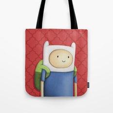 Finn Adventure Time Tote Bag