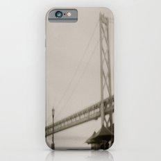 Coffee by the Bridge Slim Case iPhone 6s