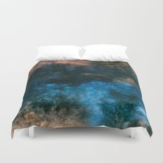Space Texture Duvet Cover