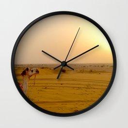 Jaisalmer Wall Clock