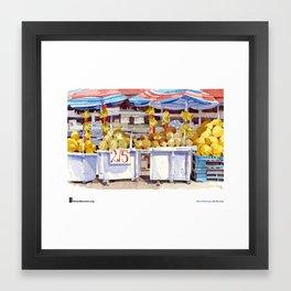 "Shari Blaukopf, ""Two For Five"" Framed Art Print"