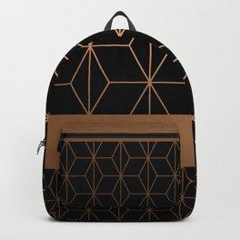 Patternbronze #2 Backpack