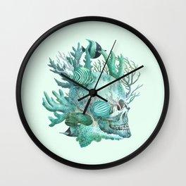 Full Fathom Five  Wall Clock