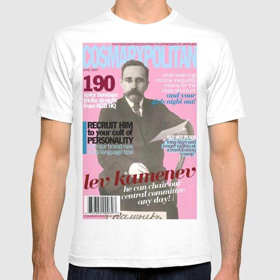 COSMARXPOLITAN, Issue 11 T-shirt