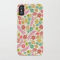 jungle iPhone & iPod Cases featuring Jungle by Kristin Nohe Juchs
