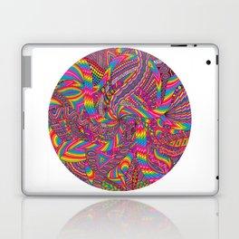 """Letz Go Crazy"" Laptop & iPad Skin"