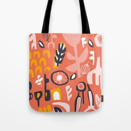 Staring At The Sun Tote Bag