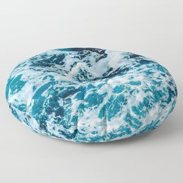 Lovely Seas Floor Pillow