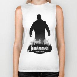 Frankenstein 1818-2018 - 200th Anniversary Biker Tank