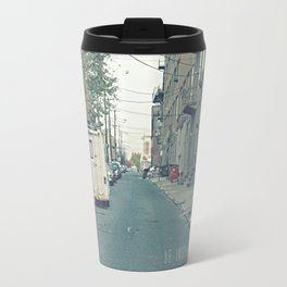 Be Inspired.  Travel Mug
