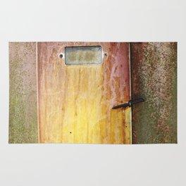Small door Rug