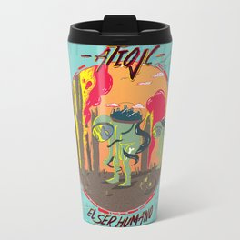 El Ser Humano Travel Mug