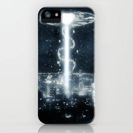 The Netherworld Portal iPhone Case