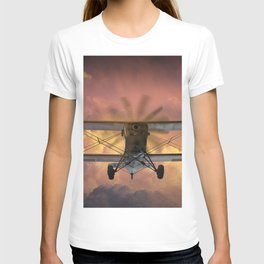 Loud Planes Fly Low T-shirt