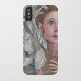 Horns and Armor iPhone Case