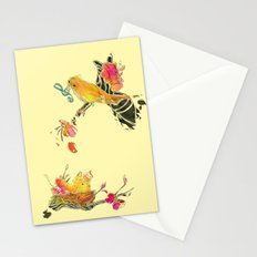 Feed the soul Stationery Cards