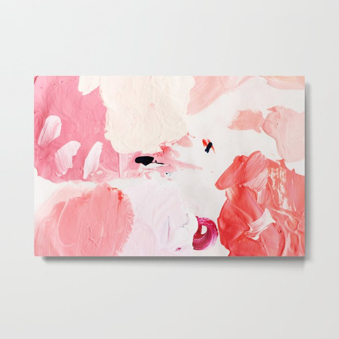Palette No. Fifteen Metal Print