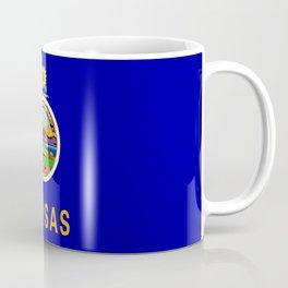 Kansas State Flag Coffee Mug