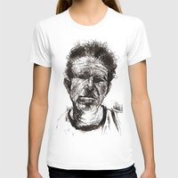 tom waits T-shirts featuring Tom Waits Bad As Me  by b_ethany