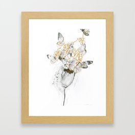 A New Development Framed Art Print