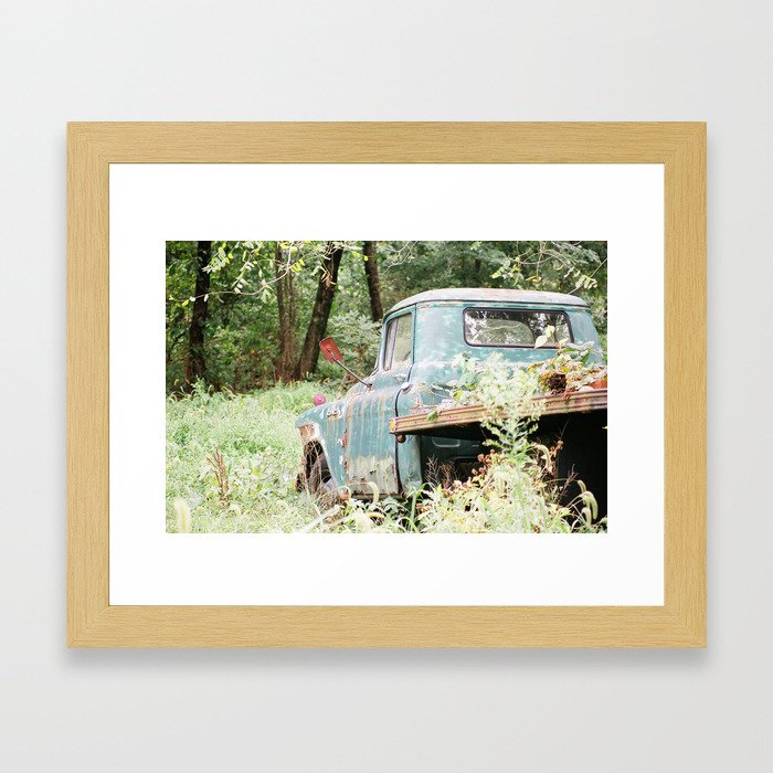 Good Ol' Boy Framed Art Print