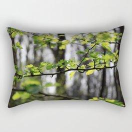 Waldlichter Rectangular Pillow
