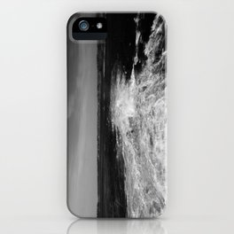 Turbulence iPhone Case