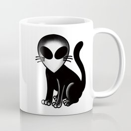 Cats are aliens Coffee Mug