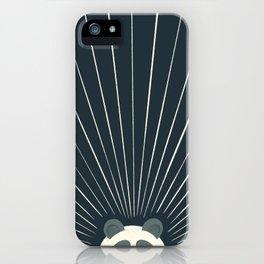 Good Morning Son - Panda iPhone Case