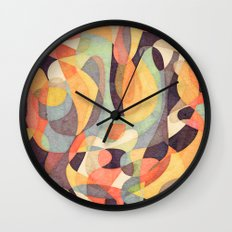 From Darkness Wall Clock