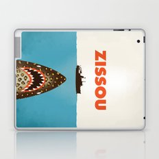 Zissou The Life Aquatic Laptop & iPad Skin