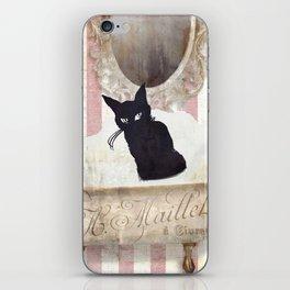 Bad Cat II iPhone Skin