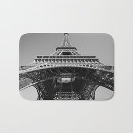 Eiffel Tower, Paris, France Bath Mat