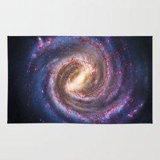 Galaxy Spin Rug