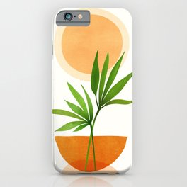 Abstract Happiness iPhone Case