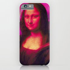 Mona Lisa's Haze (pink) Slim Case iPhone 6s
