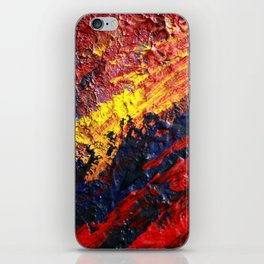 """""""Cataclysm"""" Abstract iPhone Skin"""