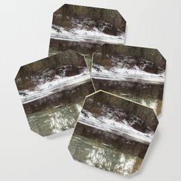 Icy Reflections Coaster