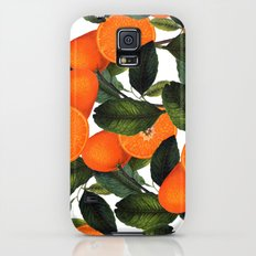 The Forbidden Orange #society6 #decor #buyart Galaxy S5 Slim Case