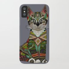 pixiebob kitten storm iPhone X Slim Case